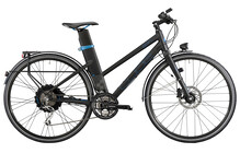 Cube EPO StVZO shadow Lady black